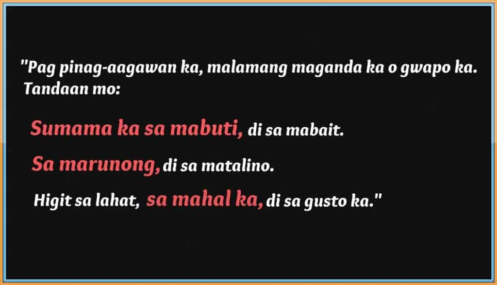 Tagalog Quotes About Friendship Tagalog Quotes About Friendship Bob Ong Bob Ong Quotes Tagalog