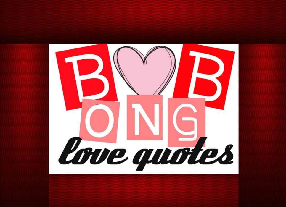 "Best ""Bob Ong"" Love Quotes"
