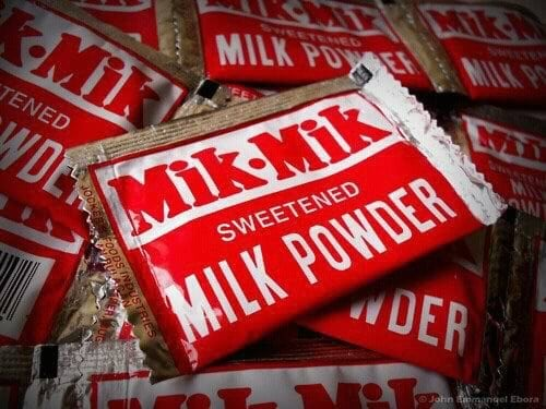 Mik-Mik Sweetened Milk Powder
