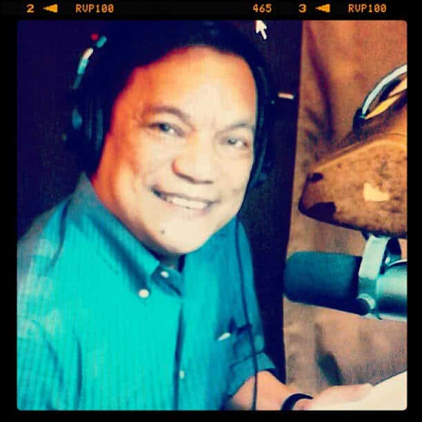 peter musngi ABS CBN voice over