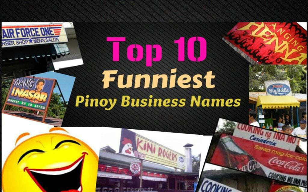 Funniest Business Names In The Philippines