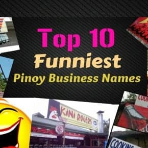 Top 10 Funniest Pinoy Business Names (That Actually Exist)
