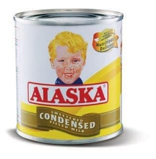 Alaska Milk Package Logo