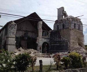 Bohol earthquake (2013) + what causes earthquakes