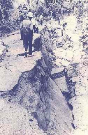 Casiguran earthquake (1968) + earthquake in the philippines