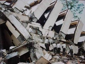 Luzon earthquake (1990) + earthquake in the philippines today