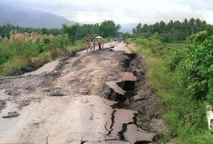 Mindoro earthquake (1994) + facts about earthquakes