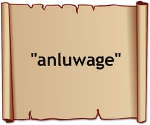 anluwage + filipino dictionary words