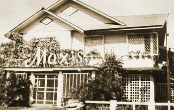 first maxs restaurant in scout tuason quezon city