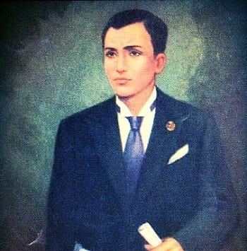 Andres Bonifacio came from a middle class family