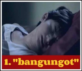 Bangungot + Filipino words with no english translation