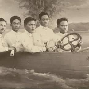Filipino vintage photos