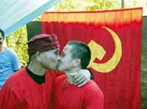 Gay marriage in NPA