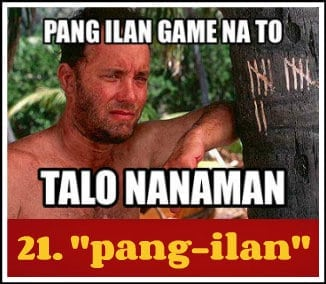 pang-ilan + filipino words that don't translate to english