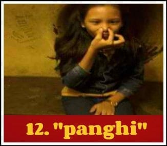 panghi + filipino to english translation