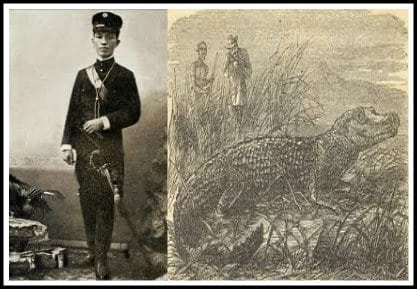 Emilio Aguinaldo + crocodile hunter + shocking facts about Philippine Presidents