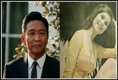Ferdinand Marcos + Dovie Beams + sex scandal