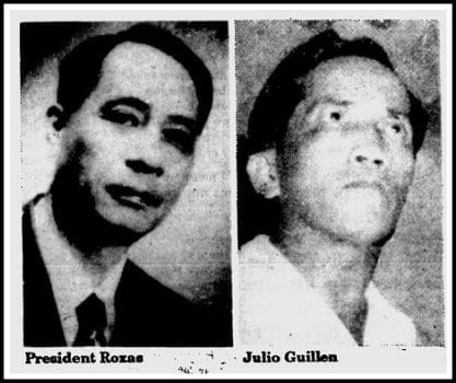 Manuel Roxas assassination attempt + shocking facts about Philippine presidents