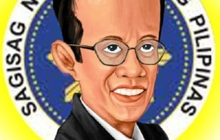 President Noynoy Aquino caricature + shocking facts about philippine presidents