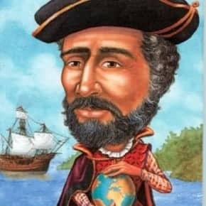 Ferdinand Magellan + historic lies you were taught in school