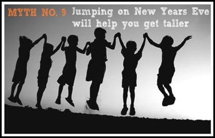 jumping on new year eve will help you get taller