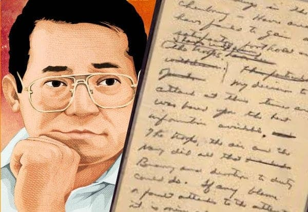 essays of ninoy aquino Kris aquino became a trending personality on social media once again this time, the queen of all media hits back on presidential communications group assistant.