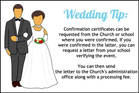 church wedding requirements philippines