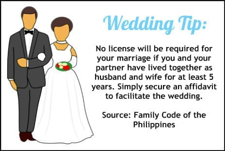 marriage law in the philippines