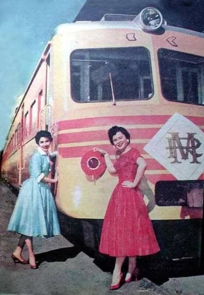Manila Railroad Company (MRR) Train