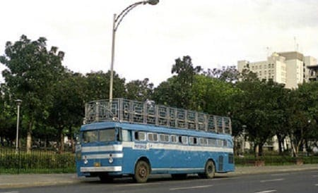 Matorco double-deck bus