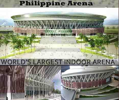 Philippine Arena master plan