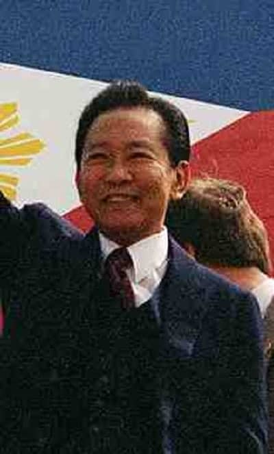 ferdinand marcos achievements as a president