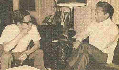 ferdinand marcos wanted ninoy aquino to be his successor