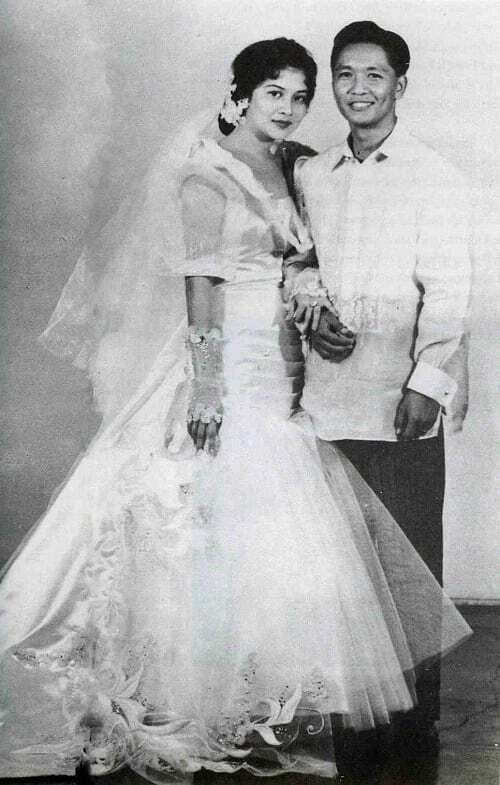ferdinand marcos wedding