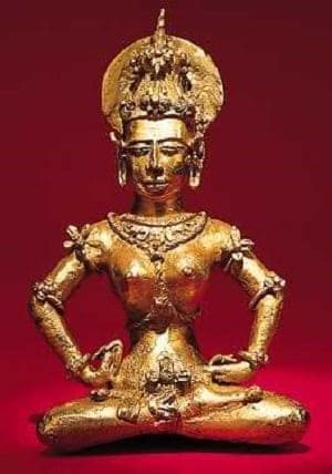 Golden Tara of Agusan