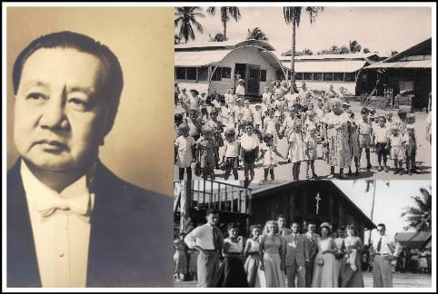 President Elpidio Quirino and the Russian Refugees in Tubahao, Eastern Samar