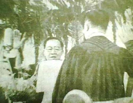 President Jose P. Laurel inauguration