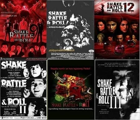 Shake Rattle and Roll film series