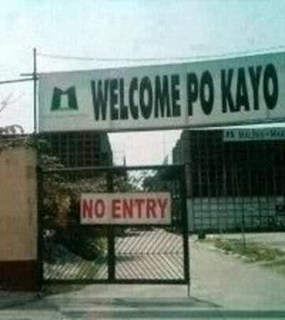 confusing signboards in the Philippines