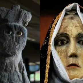 terrifying statues in the Philippines