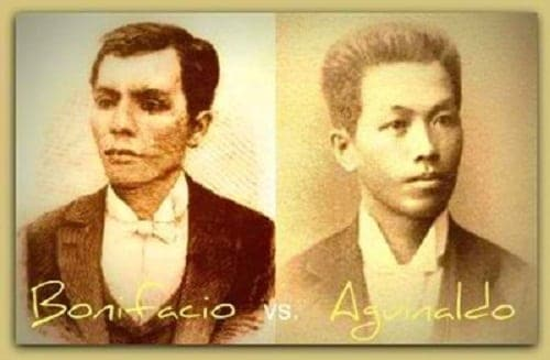 Aguinaldo and Bonifacio almost had a duel