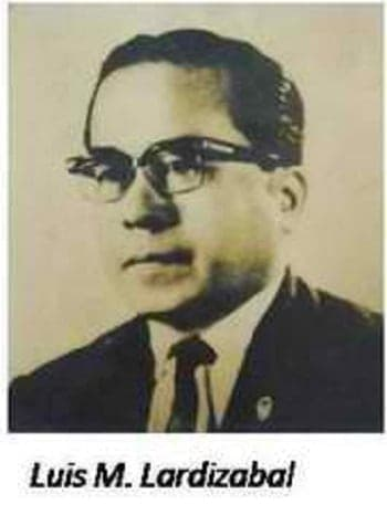 Baguio Mayor Luis M. Lardizabal
