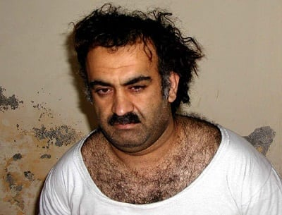 Khalid Shaikh Mohamed, upon capture.