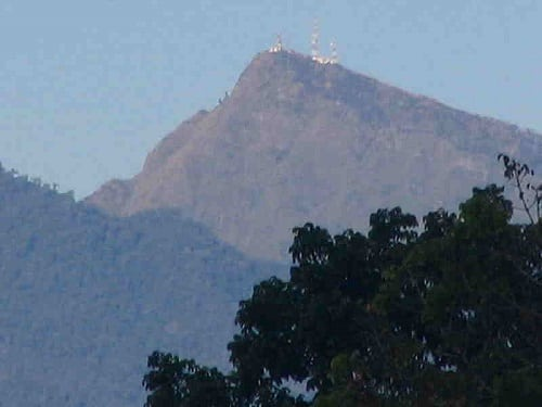 Mount Kitanglad in Bukidnon