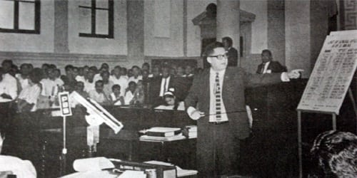 Ninoy Aquino predicted martial law four years before it was imposed