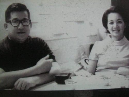Ninoy and Cory Aquino