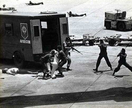 "lifeless Ninoy being dragged into the infamous blue Aviation Security Command ""death van"""