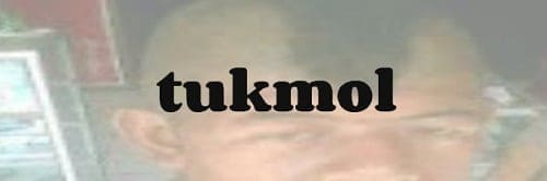 tukmol slang word origin