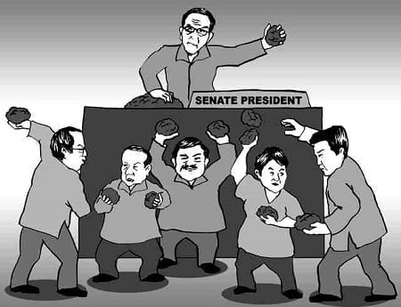 mudslinging in Philippine politics