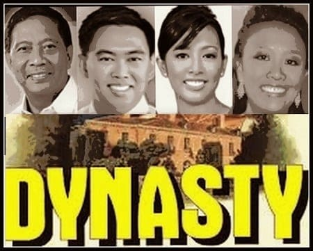 political dynasty in the Philippines